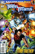 Teen Titans Vol 3 82