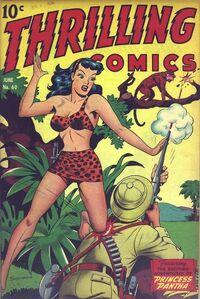 Thrilling Comics Vol 1 60