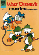 Walt Disney's Comics and Stories Vol 1 260