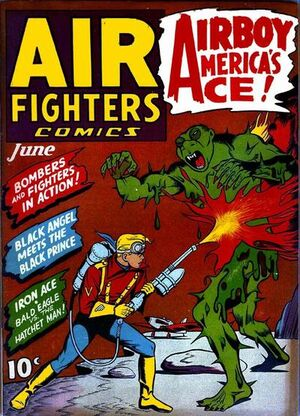 Air Fighters Comics Vol 1 9