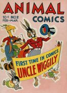 Animal Comics Vol 1 2