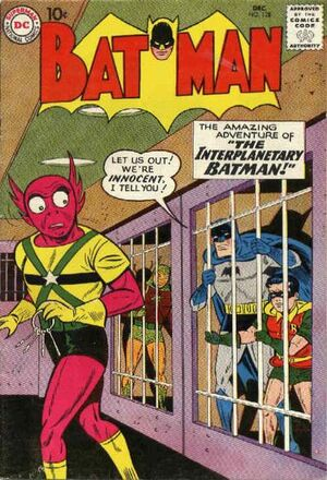 Batman 128