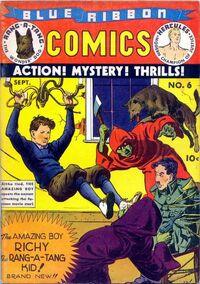 Blue Ribbon Comics Vol 1 6