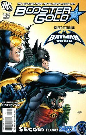 Booster Gold Vol 2 25