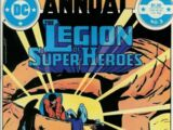 Legion of Super-Heroes Annual Vol 2 3