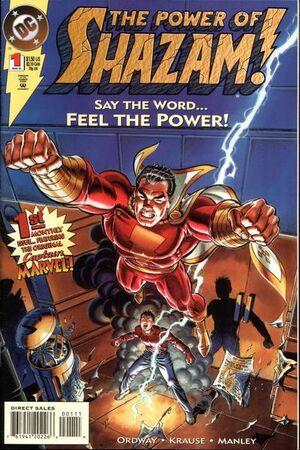 Power of Shazam Vol 1 1