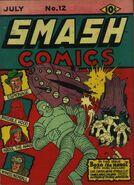 Smash Comics Vol 1 12