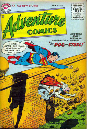 Adventure Comics Vol 1 214