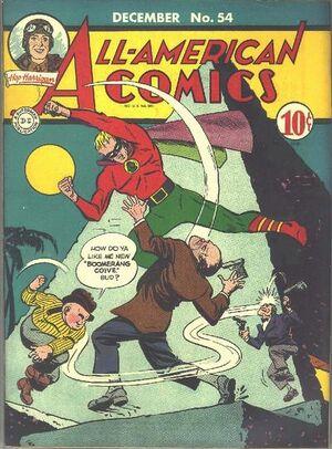 All-American Comics Vol 1 54