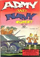 Army and Navy Comics Vol 1 4