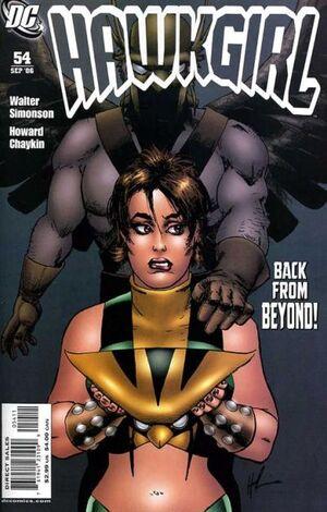 Hawkgirl Vol 1 54