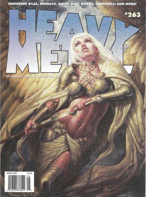 Heavy Metal Vol 1 263