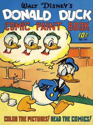 Large Feature Comic Vol 1 20