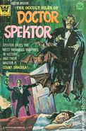 Occult Files of Dr. Spektor Vol 1 8 Whitman