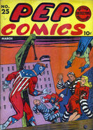 Pep Comics Vol 1 25
