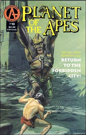 Planet of the Apes (Adventure) Vol 1 10