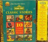 Sesame Street Classic Stories Box Set 0709 LRG