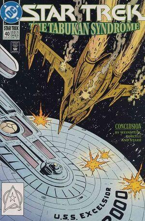 Star Trek (DC) Vol 2 40