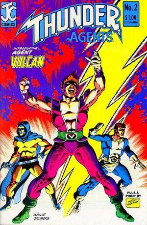 T.H.U.N.D.E.R. Agents Vol 2 2
