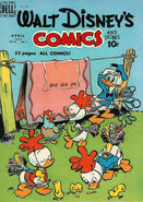 Walt Disney's Comics and Stories Vol 1 115