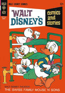 Walt Disney's Comics and Stories Vol 1 306