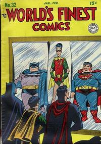 World's Finest Comics Vol 1 32