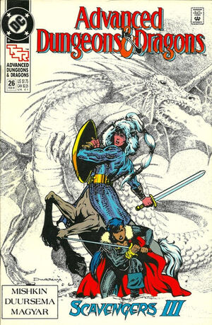 Advanced Dungeons and Dragons Vol 1 26