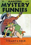 Amazing Mystery Funnies Vol 1 1