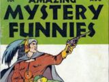 Amazing Mystery Funnies Vol 1