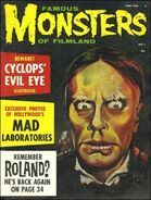 Famous Monsters of Filmland Vol 1 7-B