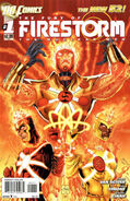 Fury of Firestorm The Nuclear Men Vol 1 1