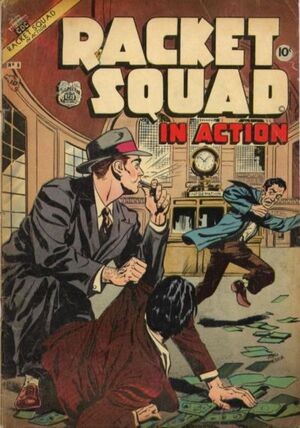 Racket Squad in Action Vol 1 8