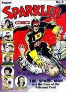 Sparkler Comics Vol 2 2