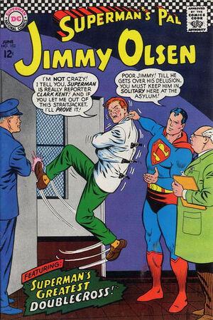 Superman's Pal, Jimmy Olsen Vol 1 102