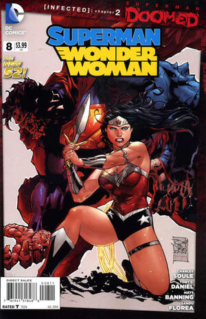 Superman Wonder Woman Vol 1 8
