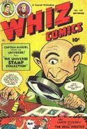 Whiz Comics Vol 1 137