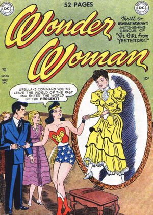 Wonder Woman Vol 1 38