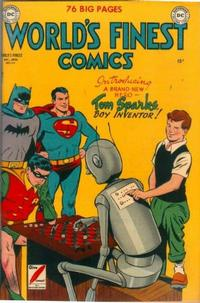 World's Finest Comics Vol 1 49