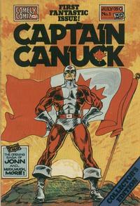 Captain Canuck Vol 1 1
