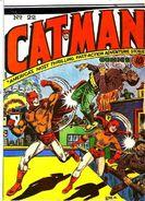 Cat-Man Comics Vol 1 22