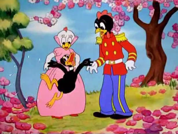 Daffy Duck - (Ep. 06) - Daffy Duck In Hollywood