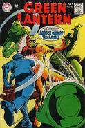 Green Lantern Vol 2 62