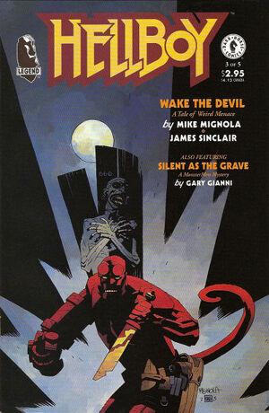 Hellboy Wake the Devil Vol 1 3