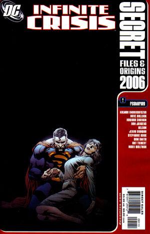 Infinite Crisis Secret Files and Origins Vol 1 1