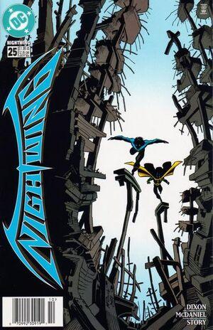Nightwing Vol 2 25