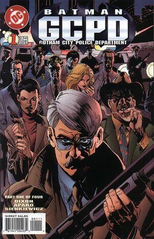 Batman GCPD Vol 1 1