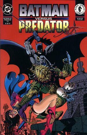 Batman versus Predator Vol 2 4