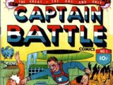 Captain Battle Comics Vol 1