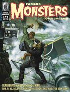 Famous Monsters of Filmland Vol 1 71