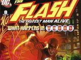 Flash: The Fastest Man Alive Vol 1 8